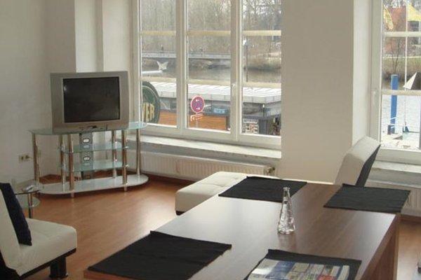 Appartementhaus Obertrave - фото 11