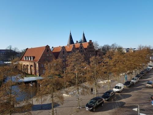 Appartementhaus Obertrave - фото 20