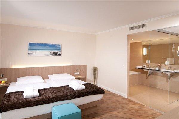 Hotel Vier Jahreszeiten Lübeck - фото 14