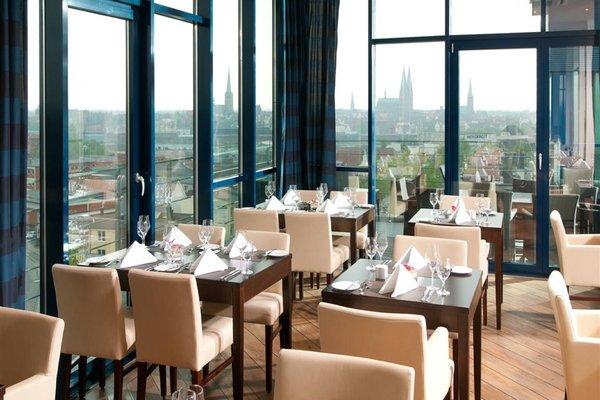 Hotel Vier Jahreszeiten Lübeck - фото 13