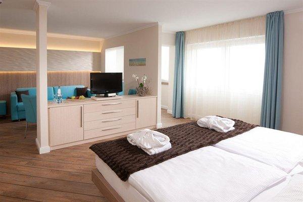 Hotel Vier Jahreszeiten Lübeck - фото 6