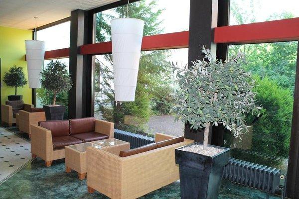 AXXE Hotel Kassel Ost - фото 20