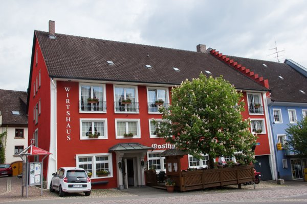 Landhotel zum Ochsen - фото 18