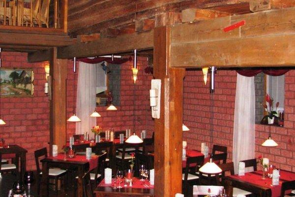 Hotel Restaurant Hexenschopf - фото 15