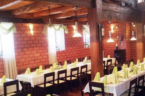 Hotel Restaurant Hexenschopf - фото 16
