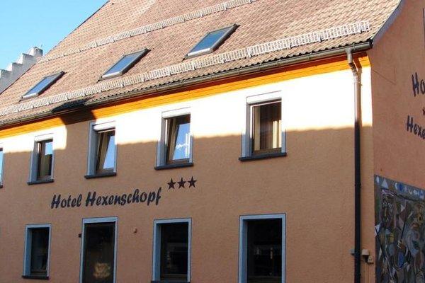 Hotel Restaurant Hexenschopf - фото 21