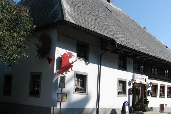 Hotel Restaurant Hexenschopf - фото 23