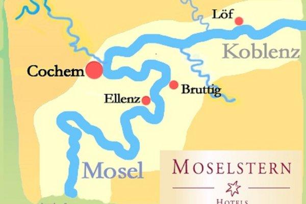 Moselstern Parkhotel Krahennest - фото 7
