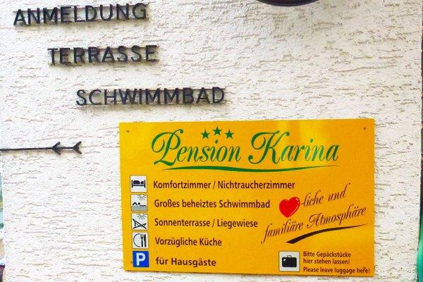 Pension Karina - фото 12