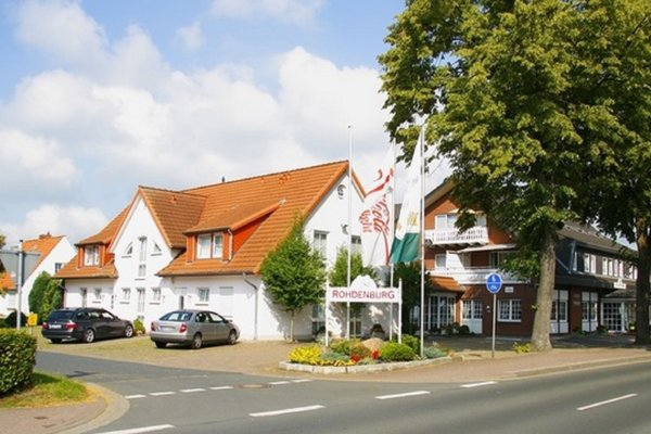 Land-gut-Hotel Rohdenburg - фото 20