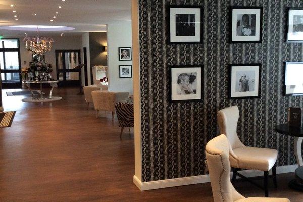 Hotel Friedrichsruhe - фото 9