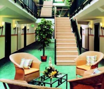Suite Hotel Leipzig - фото 8