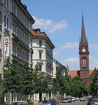 Galerie Hotel Leipziger Hof - фото 23
