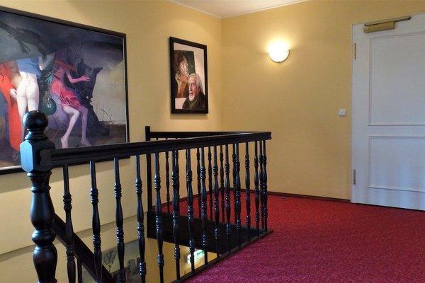 Galerie Hotel Leipziger Hof - фото 7