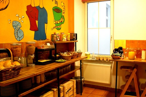 Sleepy Lion Hostel, Youth Hotel & Apartments Leipzig - фото 14