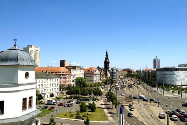 Sleepy Lion Hostel, Youth Hotel & Apartments Leipzig - фото 20