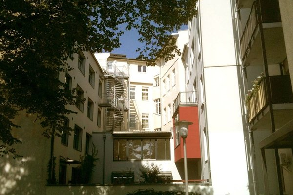Sleepy Lion Hostel, Youth Hotel & Apartments Leipzig - фото 21