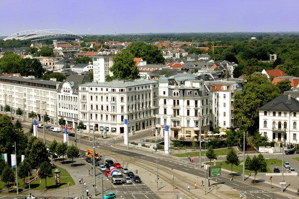 Sleepy Lion Hostel, Youth Hotel & Apartments Leipzig - фото 22
