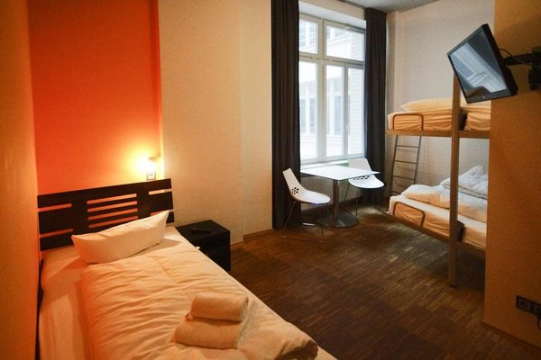 Five Elements Hostel Leipzig - фото 1