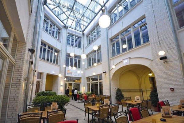 Five Elements Hostel Leipzig - фото 17