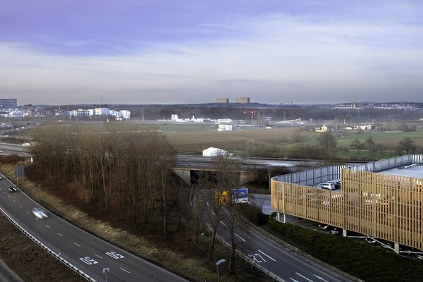 Holiday Inn Express Stuttgart Airport - фото 21