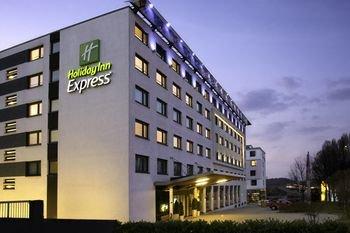 Holiday Inn Express Stuttgart Airport - фото 22