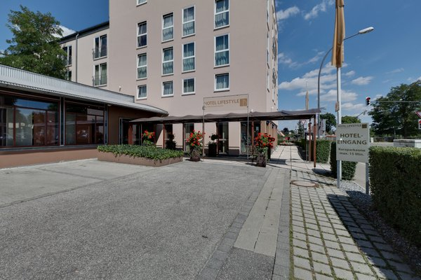 Hotel Lifestyle - фото 17
