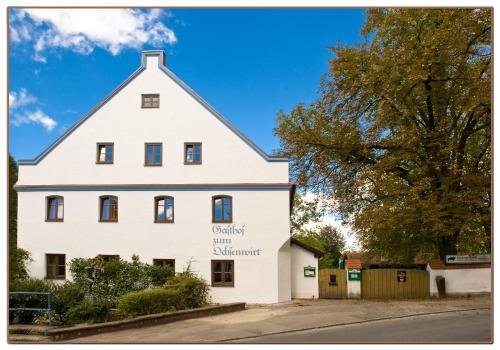 Gasthaus Ochsenwirt - фото 22
