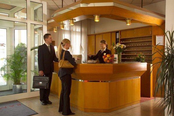 Ramada Hotel Lampertheim - фото 20
