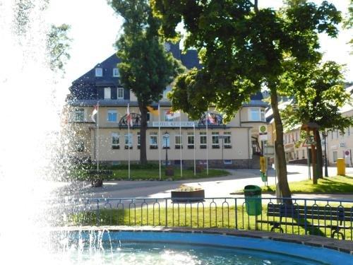 Rathaushotels Oberwiesenthal - фото 17