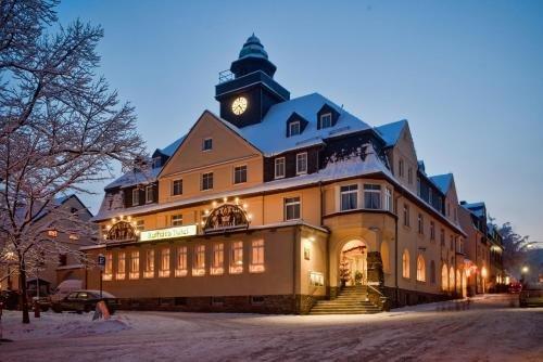 Rathaushotels Oberwiesenthal - фото 23