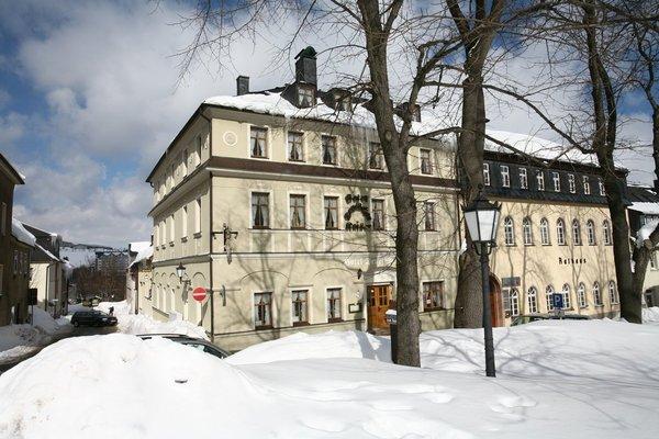 Hotel Deutscher Kaiser - фото 8
