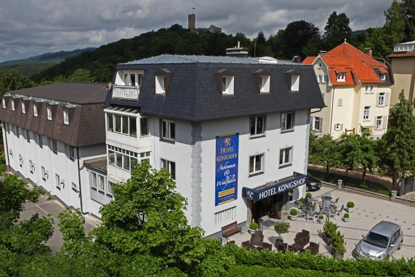 Hotel Konigshof - фото 19