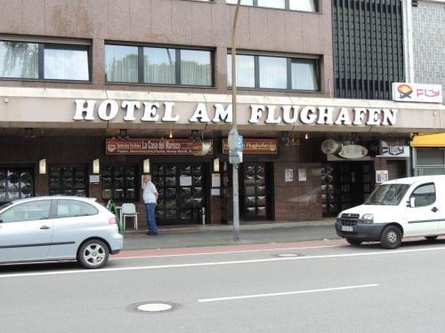 Hotel Am Flughafen - фото 18