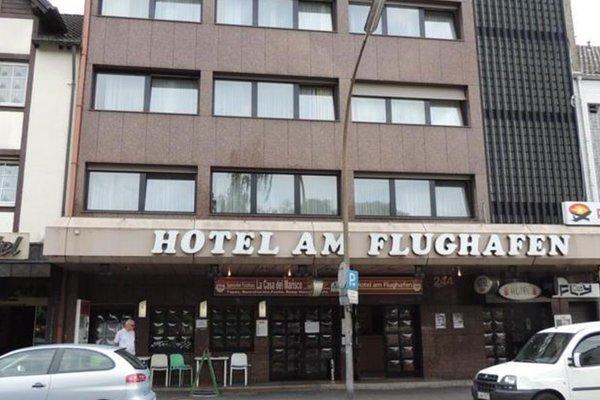 Hotel Am Flughafen - фото 23