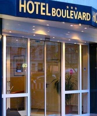 Hotel Boulevard - фото 19