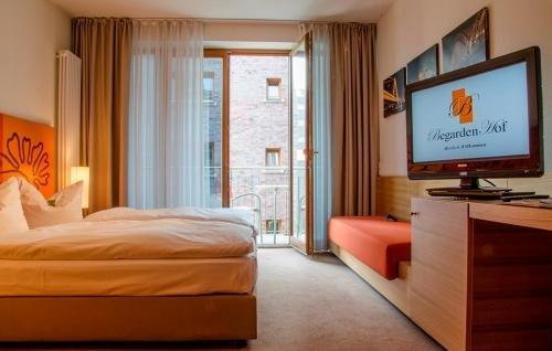 Hotel Begardenhof - фото 4