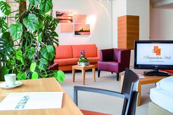 Hotel Begardenhof - фото 8