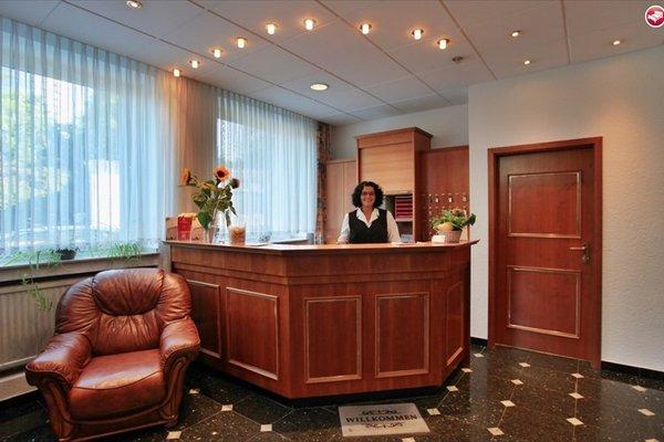 Hotel Ilbertz Garni - фото 17