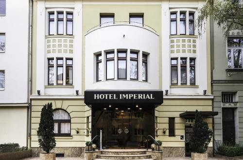 Hotel Imperial - фото 23