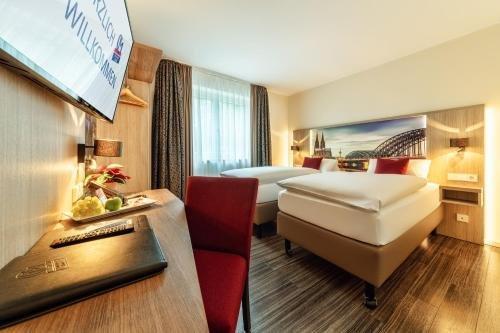 CityClass Hotel Caprice Am Dom - Superior - фото 4