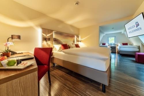 CityClass Hotel Caprice Am Dom - Superior - фото 6