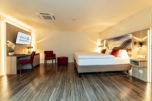 CityClass Hotel Caprice Am Dom - Superior - фото 7