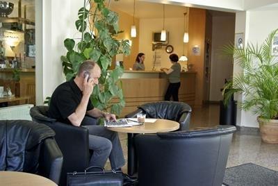 Airport BusinessHotel Koln - фото 16