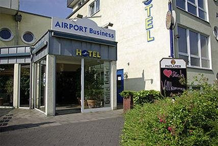 Airport BusinessHotel Koln - фото 18