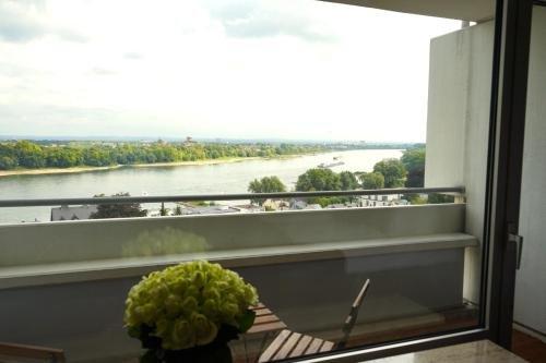 Rheinblick Appartments - фото 13