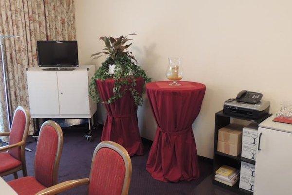 Гостиница «Ambiente», Кельн