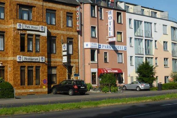 Park Hotel Koln - фото 20