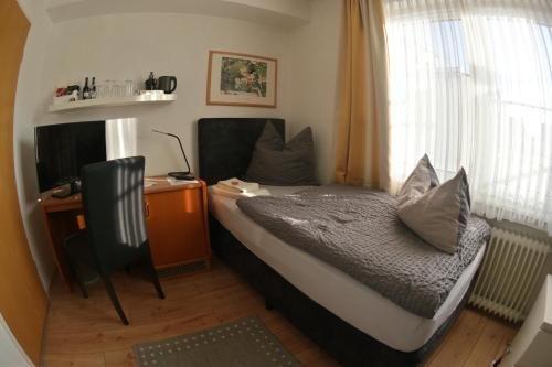 Hotel Merlin Garni - фото 10