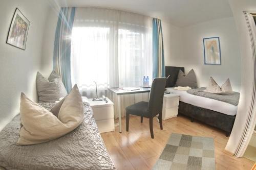 Hotel Merlin Garni - фото 13